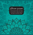 invitation greeting card congratulation vector image vector image
