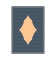 vintage ornamental frame rich royal luxury design vector image