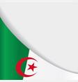 algerian flag background