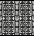 dark geometric abstract greek seamless vector image