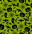 halloween background 8 vector image vector image