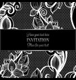 victorian background with antique luxury black and vector image vector image