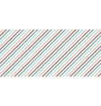 abstract classic retro style diagonal stripes vector image vector image