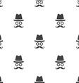 barbershop seamless pattern vector image