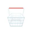 1609i126002Sm003c11shopping basket vector image