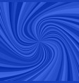 abstract spiral ray background - from swirling vector image vector image