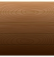 Wood texture background vector image