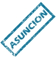 Asuncion rubber stamp vector image vector image