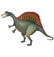 Spinosaurus vector image