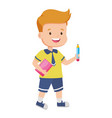 student back to school vector image vector image