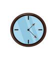 wall clock icon image vector image vector image