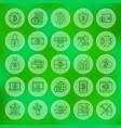 Line web bitcoin icons