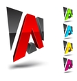 A letter vector | Price: 1 Credit (USD $1)
