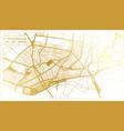alexandroupoli greece city map in retro style vector image vector image
