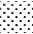 comic boom thwack pattern seamless vector image vector image