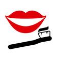 dental design vector image vector image