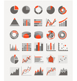 Graphic business ratings and charts