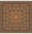 seamless bohemian ornament vector image vector image