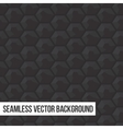 Grey honeycomb seamless graphic pattern vector image
