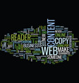 are you content with your content text background vector image vector image