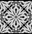 intricate distressed seamless pattern vector image vector image