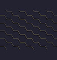 stair texture with shadows on dark blue vector image vector image
