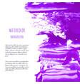 ultra violet purple fuchsia grunge marble vector image vector image