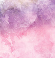 watercolor background 0706 vector image vector image