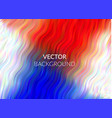 abstract background design red blue vector image