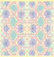 colored skin a snake seamless pattern vector image