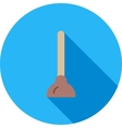 Plunger vector image