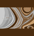 abstract mixed gray brown and white colors vector image vector image