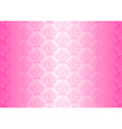 Pink wallpaper vector image