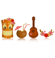 Hawaiian icons vector | Price: 3 Credits (USD $3)