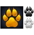 Paw vector | Price: 1 Credit (USD $1)