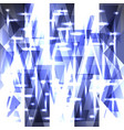 sparkling pattern of delicate marine and blue vector image vector image