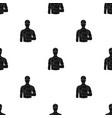 builder masonprofessions single icon in black vector image vector image