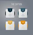 icon line cooperation set of publish development vector image