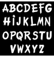 Alphabet Capital letters vector image