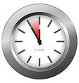Light Clock vector image vector image