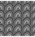 tile dot pattern vector image vector image