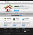 web design website element template a design vector image