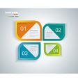 Web Page Design vector image