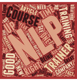 NLP Trainers How To Find A Good One text