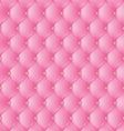 Abstract upholstery on a pink background