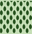 color background pattern green leaves vector image