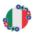 mexican independence day viva mexico vector image vector image