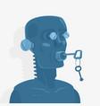 concept blind deaf mute vector image vector image