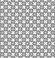 Seamless pattern of geometric tiles with rhombuses vector image vector image