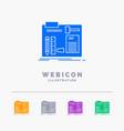 build construct diy engineer workshop 5 color vector image